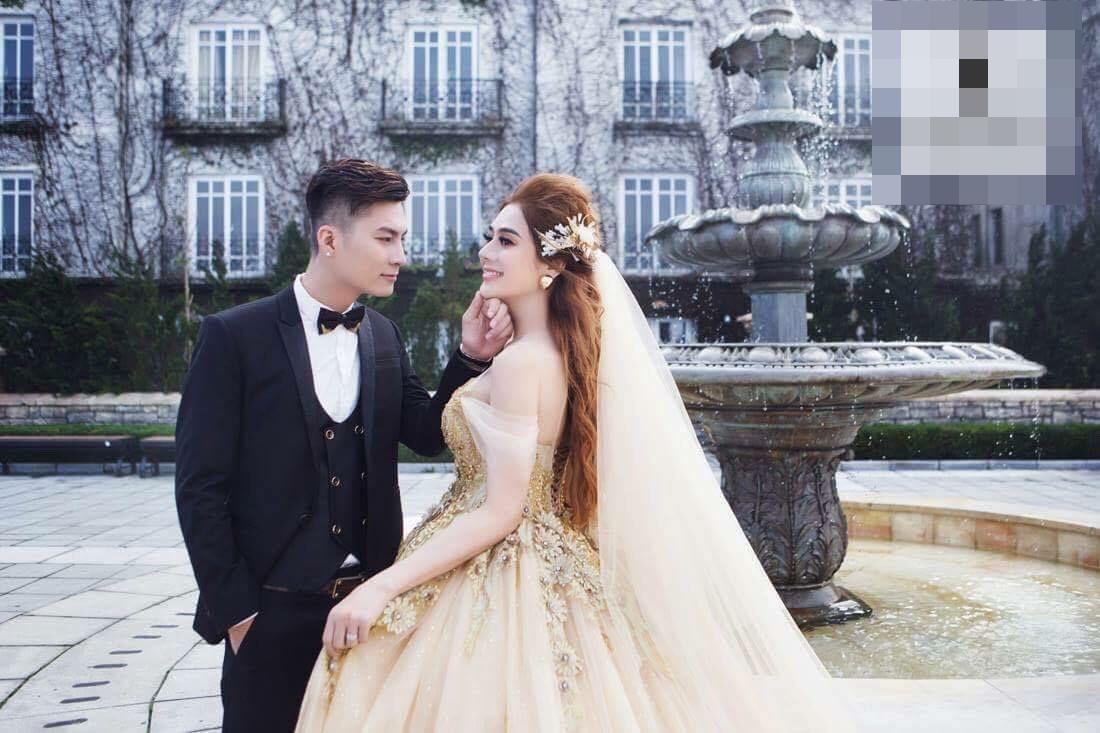 Thay 15 bộ váy từ khi bắt đầu đến lúc kết thúc đám cưới, Lâm Khánh Chi khiến hội chị em điêu đứng-13