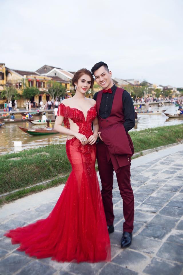 Thay 15 bộ váy từ khi bắt đầu đến lúc kết thúc đám cưới, Lâm Khánh Chi khiến hội chị em điêu đứng-12