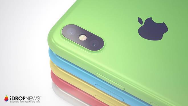 Chiêm ngưỡng iPhone Xc giá rẻ đẹp tựa iPhone X, có camera kép-1
