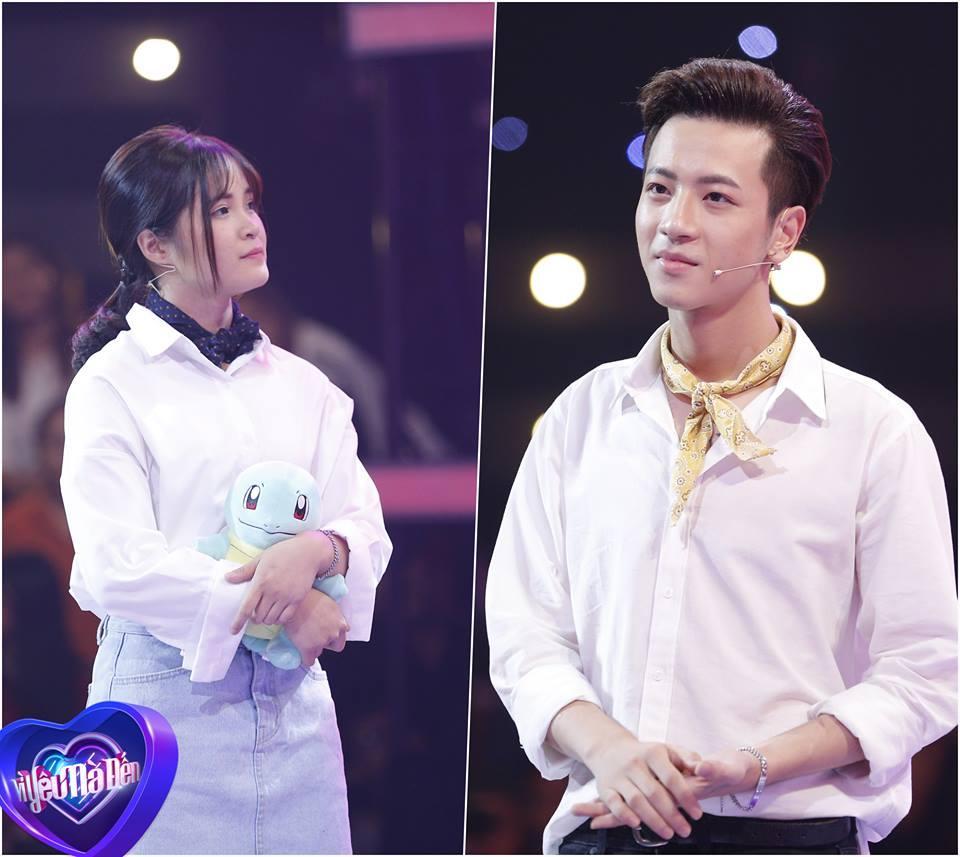 Vì yêu mà đến hé lộ clip múa cực đẹp của cô nàng từ Hàn Quốc trở về tỏ tình với Phí Ngọc Hưng-3