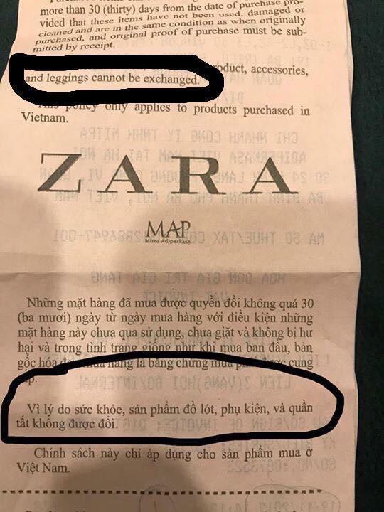 Tố Zara ứng xử kém, khách hàng người Việt đã không được ủng hộ lại còn bị phản đòn-5