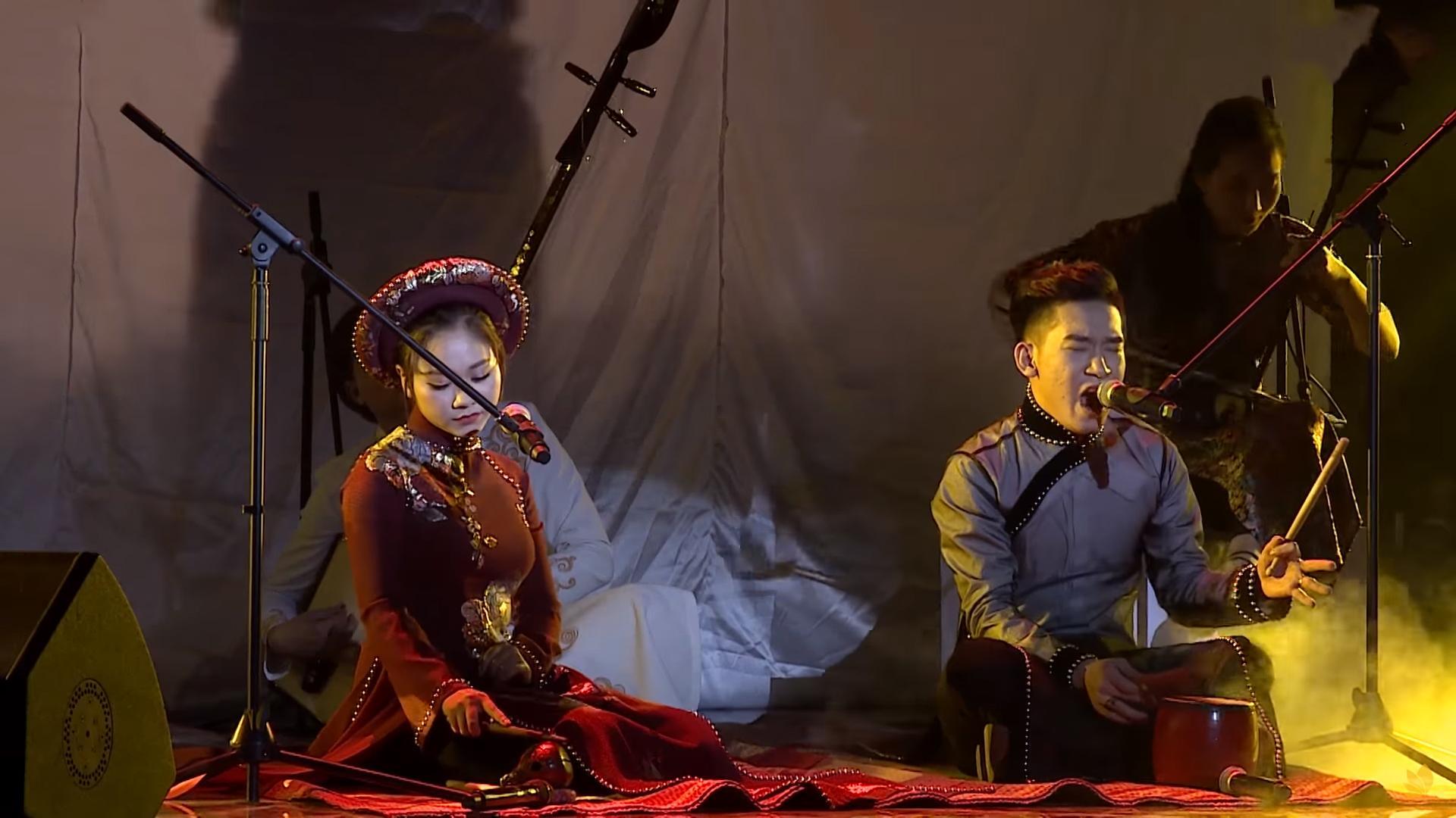 Đàm Vĩnh Hưng bất ngờ khi học trò trở thành Quán quân Tuyệt đỉnh song ca-3