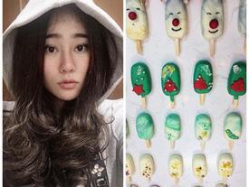 Mẹ 9x chia sẻ cách làm 'kẹo mút' Giáng Sinh siêu đẹp đảm bảo các bé thích mê