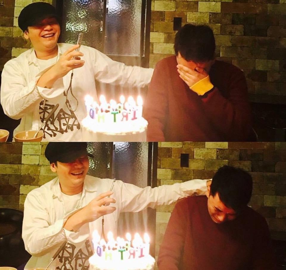Sao Hàn 13/12: Big Bang Seungri khóc nức nở trong tiệc mừng sinh