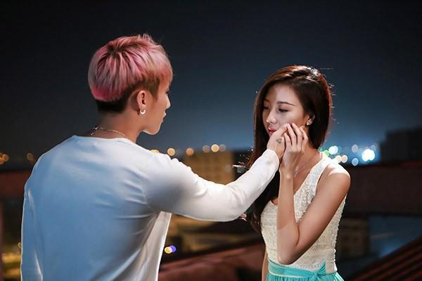 Điểm danh loạt hot girl thành Quán quân, Hoa hậu chỉ sau một lần làm bạn gái của Sơn Tùng M-TP-5