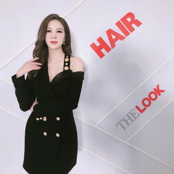 'Đụng độ' váy áo với Minh Tú, Quán quân The Look chứng tỏ đẳng cấp không thua kém-1