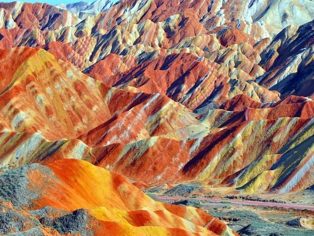 Mù Cang Chải nằm trong danh sách những dãy núi đẹp nhất thế giới-6
