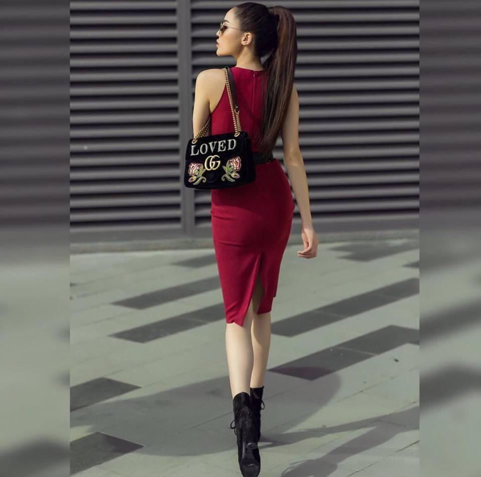 Kỳ Duyên khẳng định đẳng cấp mỹ nữ hàng hiệu nổi bật nhất street style tuần qua-3