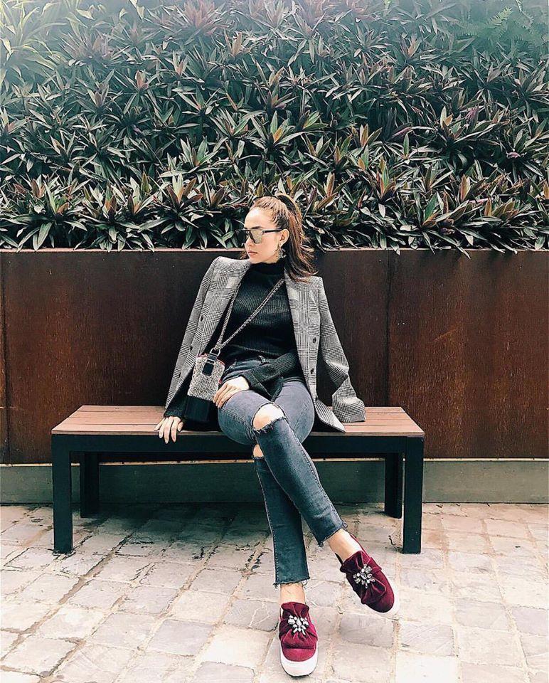 Kỳ Duyên khẳng định đẳng cấp mỹ nữ hàng hiệu nổi bật nhất street style tuần qua-4