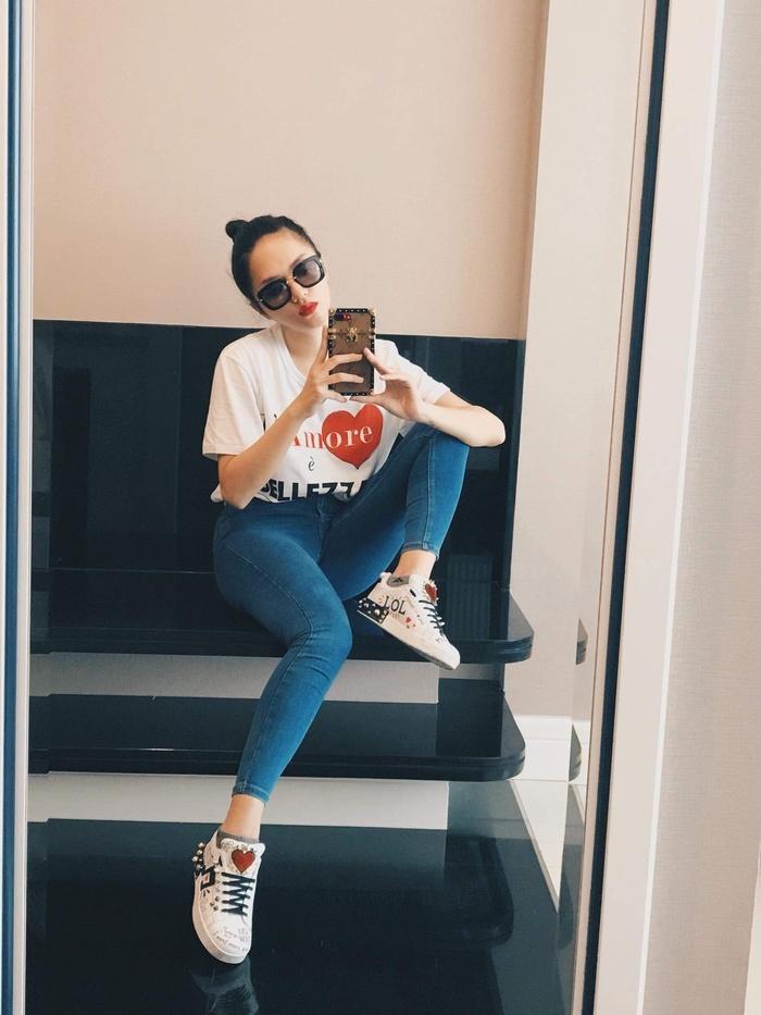Kỳ Duyên khẳng định đẳng cấp mỹ nữ hàng hiệu nổi bật nhất street style tuần qua-9