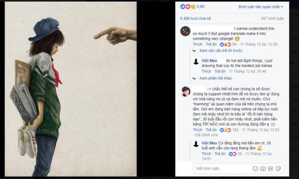 Ông bố một con Việt Max nhận 'bão like' bởi quan điểm: 'Đừng biến ước mơ của bố mẹ thành ước mơ của con'-2