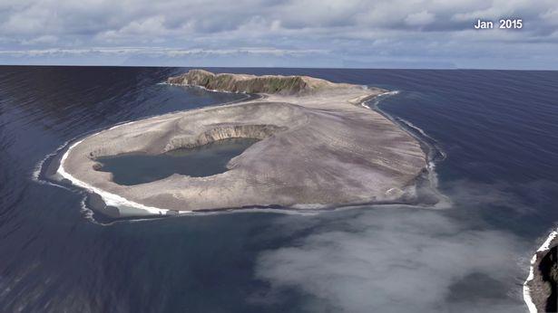 Điều ít ai ngờ về hòn đảo mới xuất hiện ở Thái Bình Dương-1