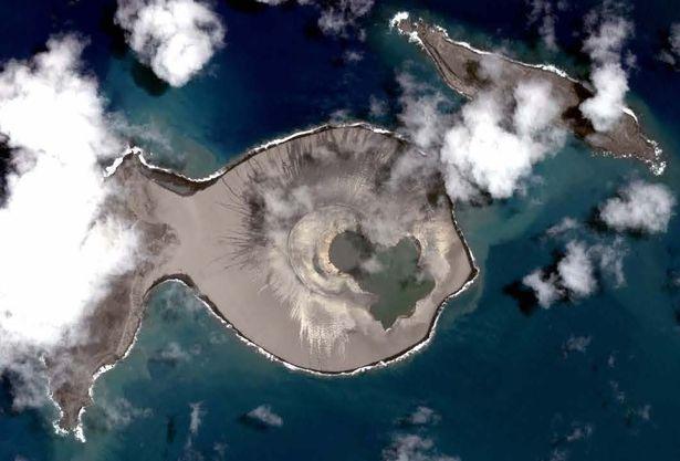 Điều ít ai ngờ về hòn đảo mới xuất hiện ở Thái Bình Dương-2