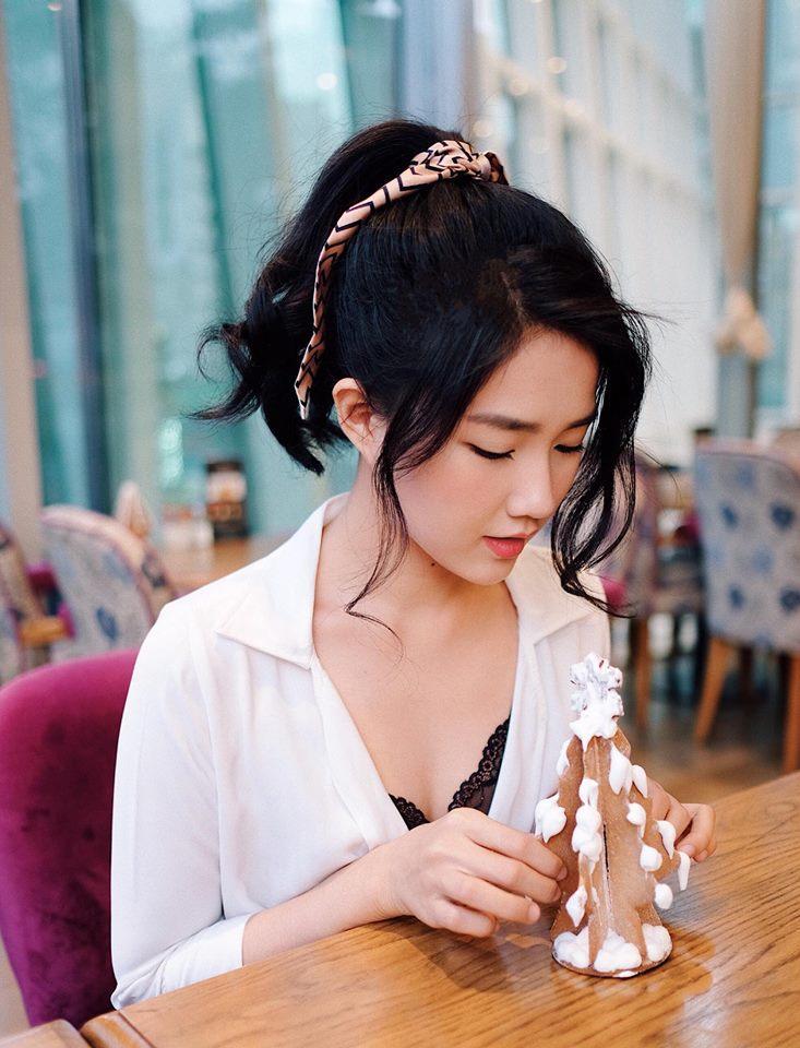 Hot girl - hot boy Việt 14/12: Hot boy cảnh sát Trung Hiếu hé lộ danh tính idol yêu mến-9
