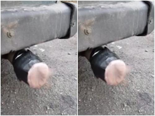 Các dân chơi 'xế hộp' nên độ ngay cái ống xả này