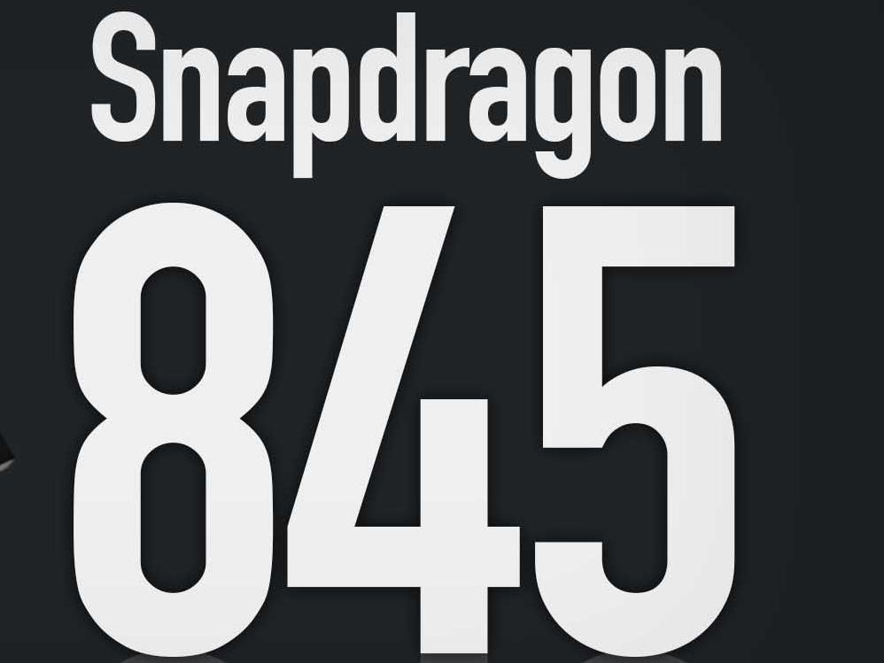 Qualcomm ra mắt chipset Snapdragon 845