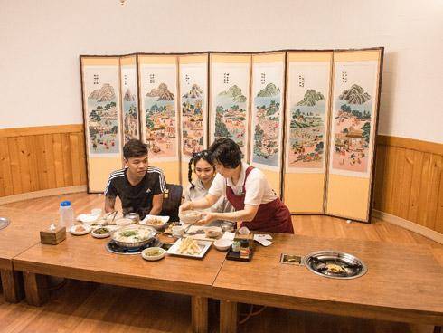 Hàn Quốc- Điểm đến được yêu thích của dàn sao Việt