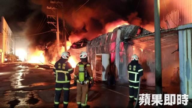 Sáu công nhân Việt chết cháy tại Đài Loan-1