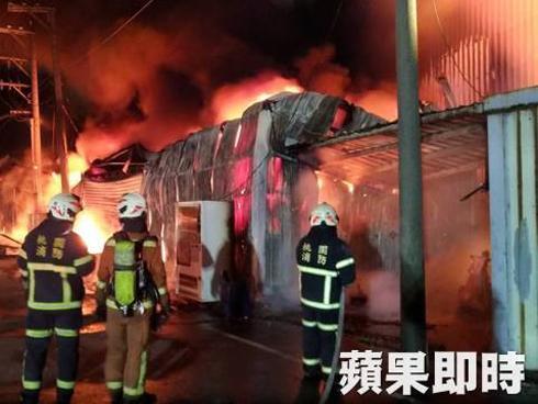 Sáu công nhân Việt chết cháy tại Đài Loan
