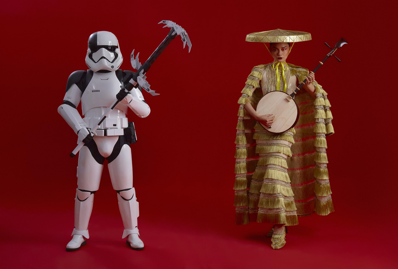 Star Wars giới thiệu thời trang Việt qua bộ ảnh độc đáo-1