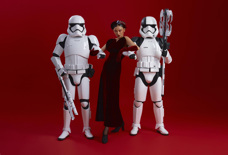 Star Wars giới thiệu thời trang Việt qua bộ ảnh độc đáo-2