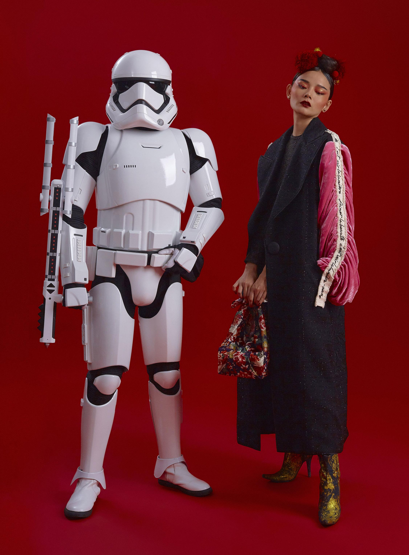 Star Wars giới thiệu thời trang Việt qua bộ ảnh độc đáo-4