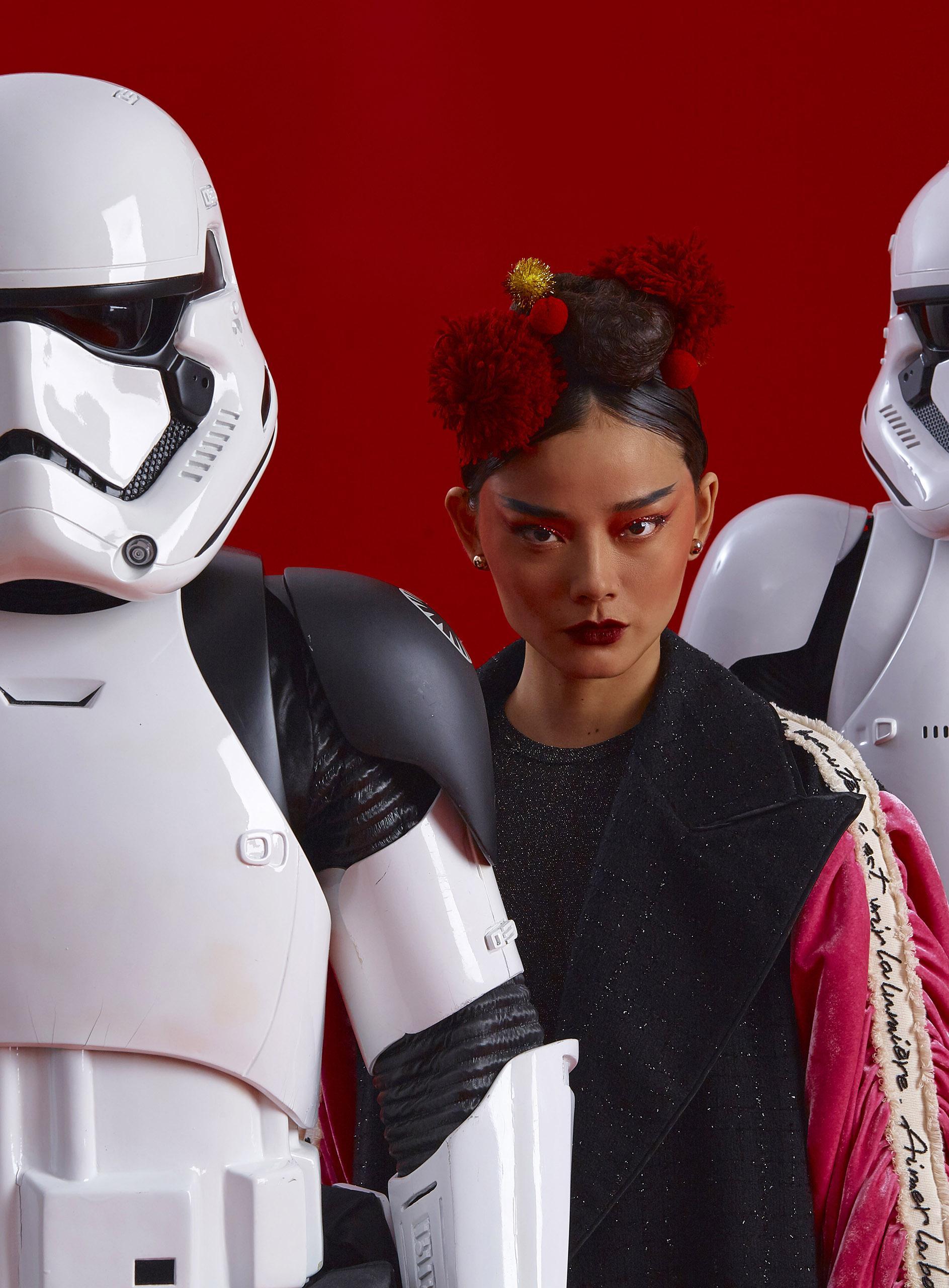 Star Wars giới thiệu thời trang Việt qua bộ ảnh độc đáo-3