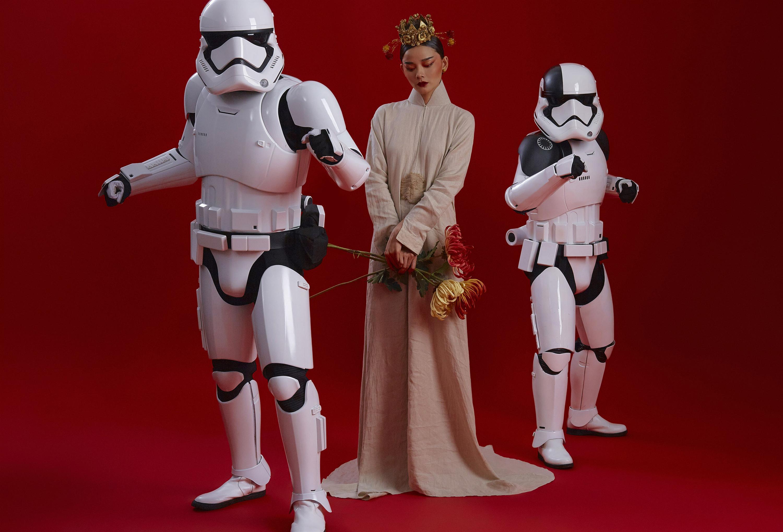 Star Wars giới thiệu thời trang Việt qua bộ ảnh độc đáo-5