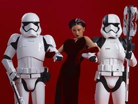 'Star Wars' giới thiệu thời trang Việt qua bộ ảnh độc đáo