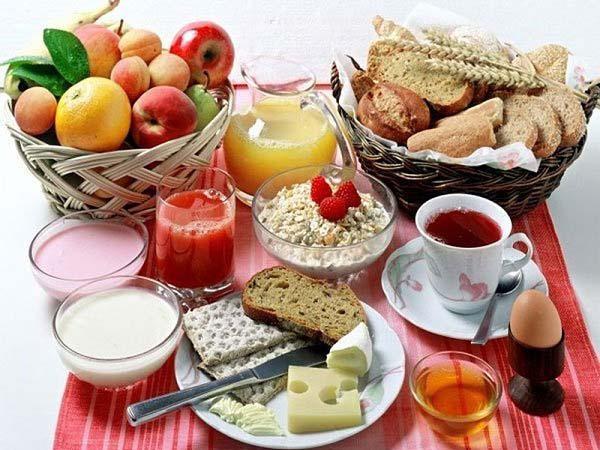 Những lợi ích của việc ăn sáng không phải ai cũng biết