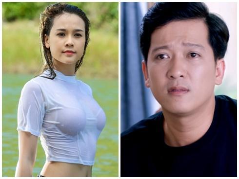 Quá đỗi sexy, hot girl Sam khiến Trường Giang không khỏi choáng váng