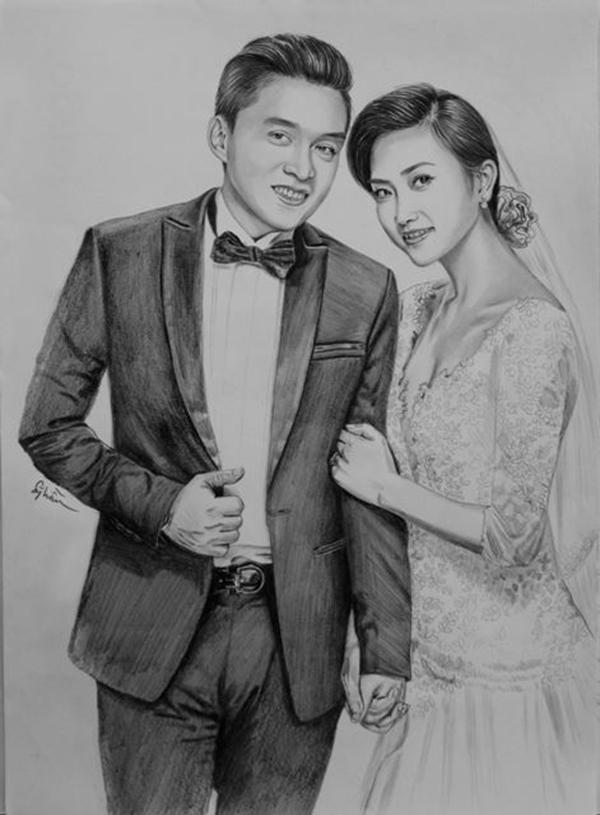 Chàng trai kể chuyện toát mồ hôi hột những lần vẽ tranh cho nghệ sĩ Việt-12