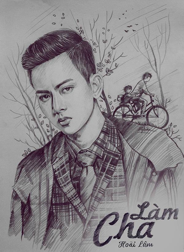 Chàng trai kể chuyện toát mồ hôi hột những lần vẽ tranh cho nghệ sĩ Việt-4
