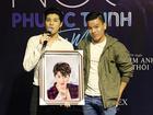 Chàng trai kể chuyện toát mồ hôi hột những lần vẽ tranh cho nghệ sĩ Việt