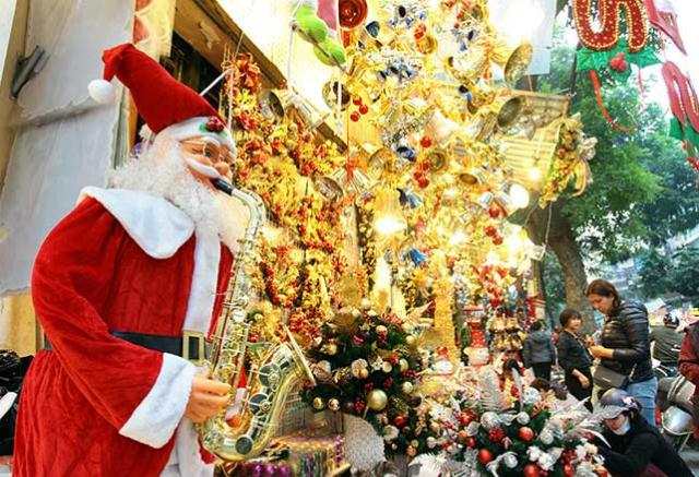 Những điểm sống ảo mùa Giáng sinh chưa bao giờ cũ ở Hà Nội-4