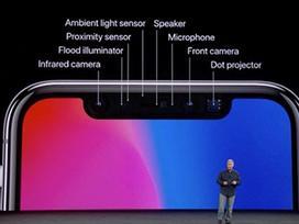 Apple đầu tư 390 triệu USD để nâng cấp Face ID