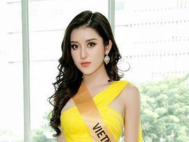 Huyền My khẳng định bị giám khảo Việt Nam đối xử cay nghiệt tại Miss Grand 2017