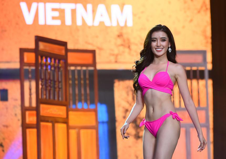 Huyền My khẳng định bị giám khảo Việt Nam đối xử cay nghiệt tại Miss Grand 2017-1