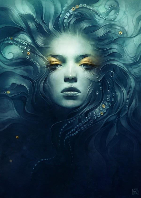 Những huyền thoại vừa hấp dẫn vừa rùng rợn đằng sau nhan sắc tuyệt trần của nàng tiên cá-4
