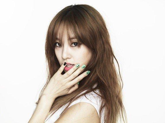 Sự nghiệp có sắc mà không hương của mỹ nhân vô danh từng là bạn gái tin đồn nhiều sao hạng A xứ Hàn-5