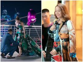 Tái xuất nhạc Việt, Minh Hằng 'rút ví' không tiếc tay cho trang phục hàng hiệu cực ấn tượng