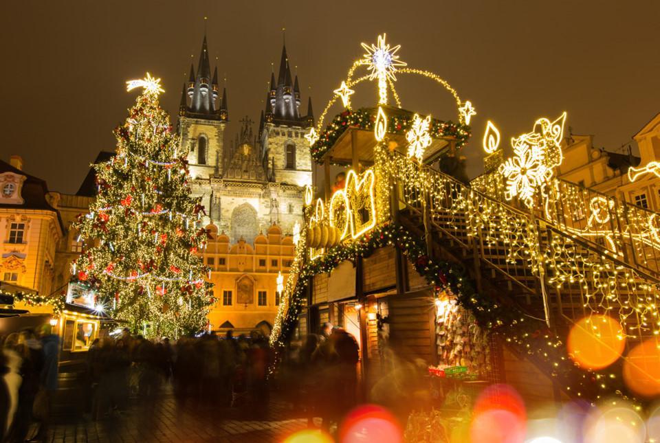 Những cây thông Noel tuyệt đẹp ở châu Âu-1
