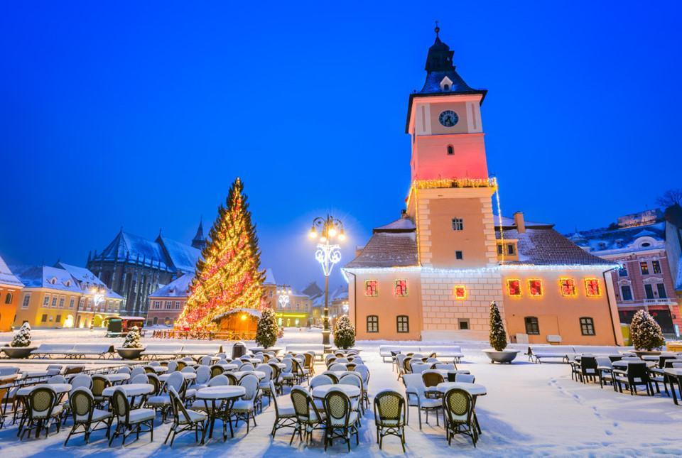 Những cây thông Noel tuyệt đẹp ở châu Âu-8