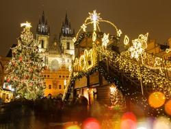Những cây thông Noel tuyệt đẹp ở châu Âu