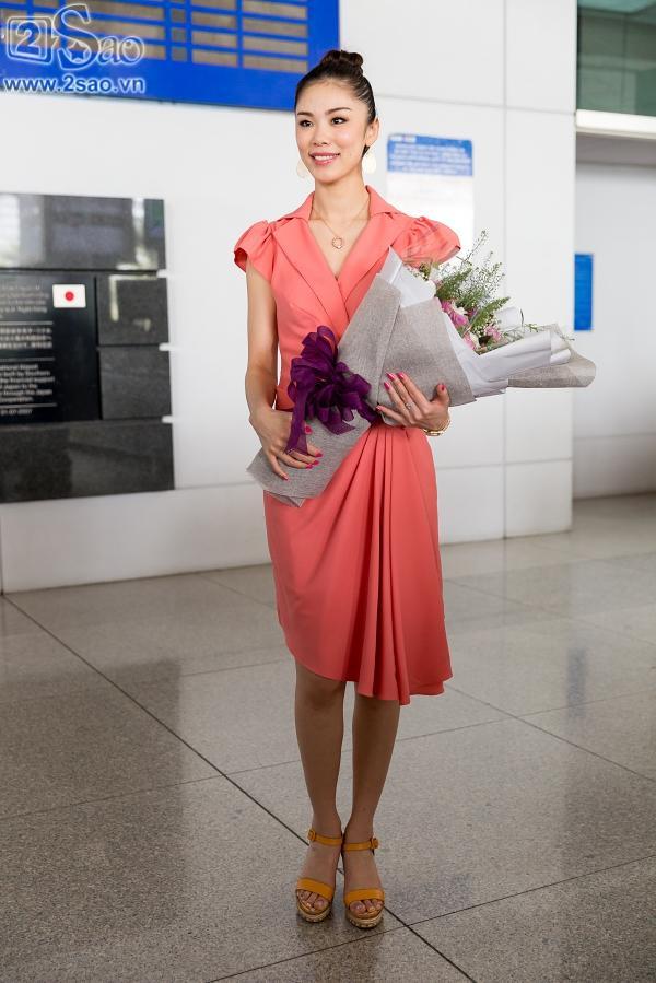 Trở lại Việt Nam, Hoa hậu Hoàn vũ Riyo Mori vẫn đẹp xuất sắc sau 10 năm đăng quang-4