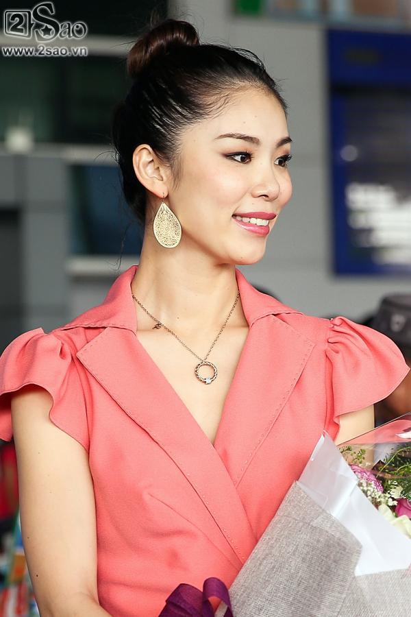 Trở lại Việt Nam, Hoa hậu Hoàn vũ Riyo Mori vẫn đẹp xuất sắc sau 10 năm đăng quang-5