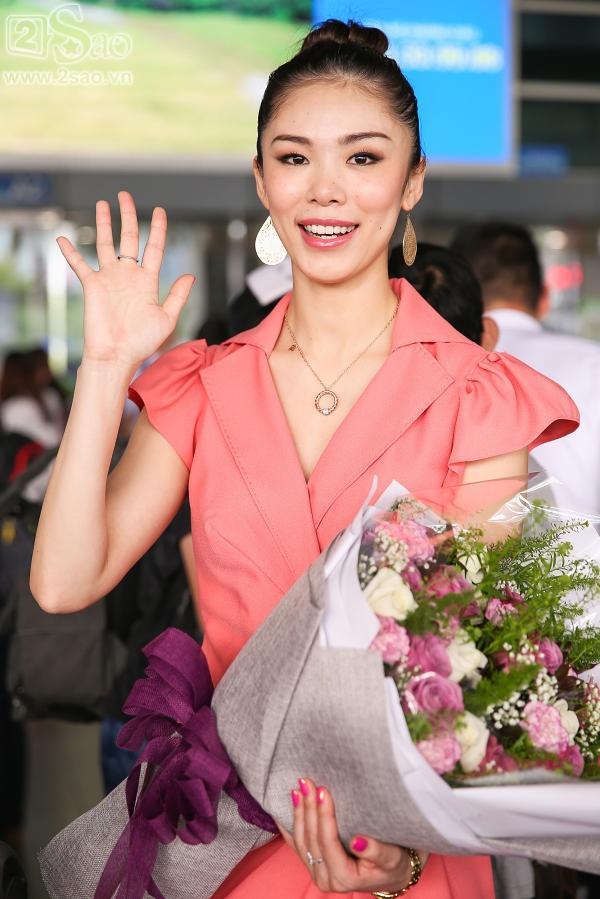 Trở lại Việt Nam, Hoa hậu Hoàn vũ Riyo Mori vẫn đẹp xuất sắc sau 10 năm đăng quang-6
