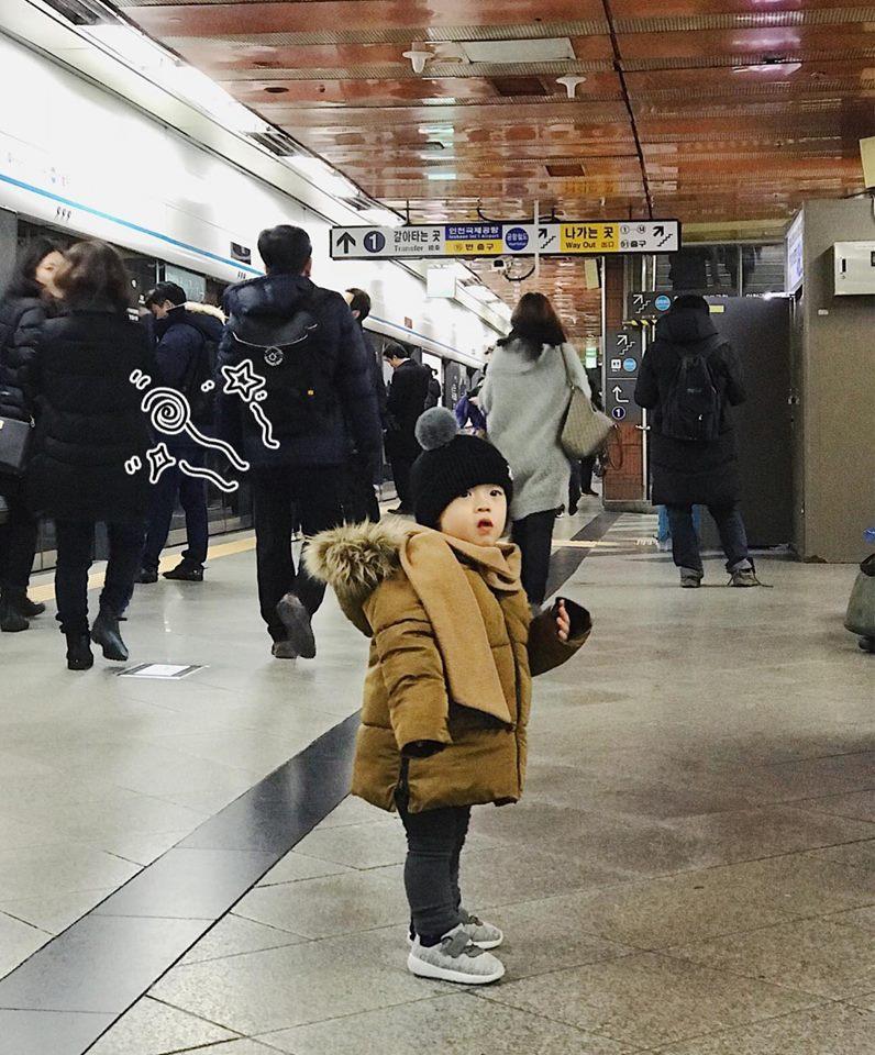 Tổng kết chuyến đi Hàn Quốc, Ly Kute tung trọn bộ ảnh kèm lời thoại siêu yêu về Khoai Tây-6