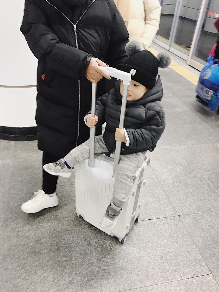 Tổng kết chuyến đi Hàn Quốc, Ly Kute tung trọn bộ ảnh kèm lời thoại siêu yêu về Khoai Tây-8