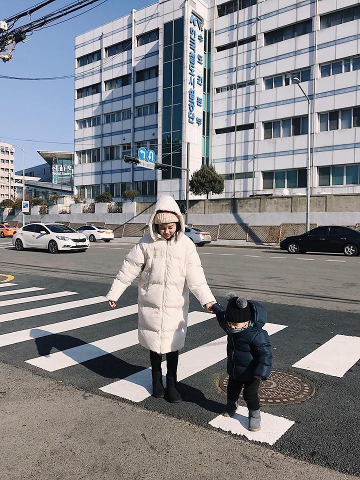 Tổng kết chuyến đi Hàn Quốc, Ly Kute tung trọn bộ ảnh kèm lời thoại siêu yêu về Khoai Tây-11